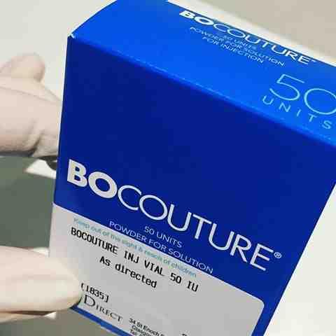 Buy BOCOUTURE 50IU online